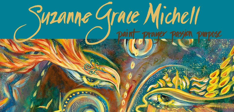Suzanne Grace Turquoise Header